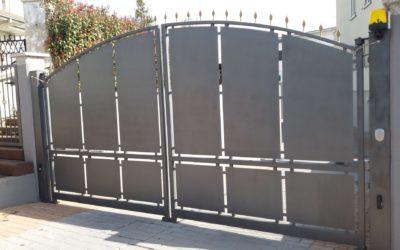 Il cancello automatico è una macchina?